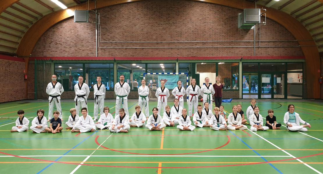 Open deurtraining Zelem